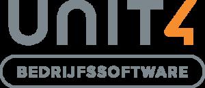 Logo Unit4 Bedrijfssoftware